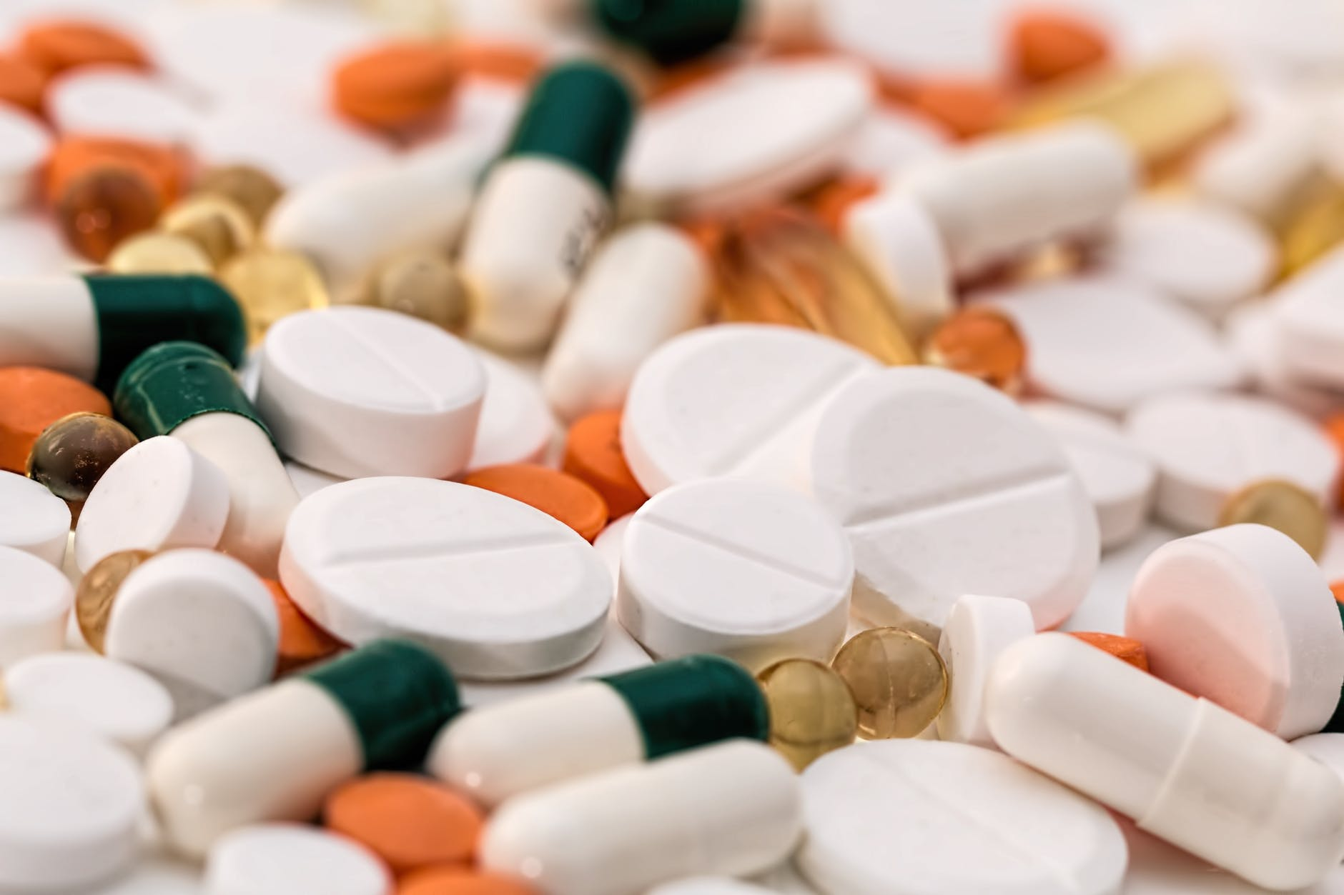 pills and medication as failed healthcare